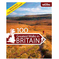 100 Greatest Walks in Britain by 'Country Walking' magazine