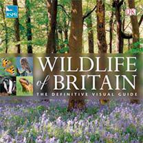 RSPB Wildlife of Britain by Dorling Kindersley