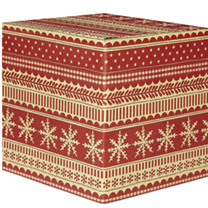 Christmas Roll Wrap - Natural Kraft