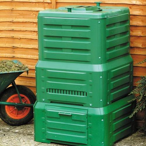 Ventilated Compost Bin