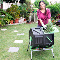 2 Cell Composter