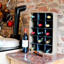 Wine Crate - Natural