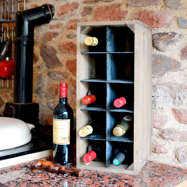 Wine Crate - 10 Bottles