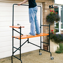 Foldable Work Platform