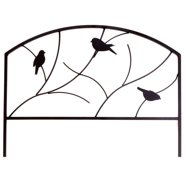 'Perching Bird' - Garden Edge
