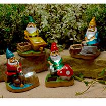 Gnome Spotlights