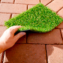 Artificial Grass - Newbury 2m wide x 3m Roll