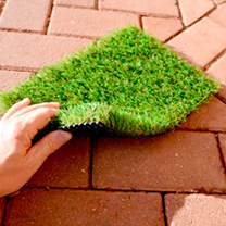Artificial Grass - Sandown 4m wide x 8m Roll