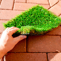 Artificial Grass - Ascot 4m wide x 4m Roll