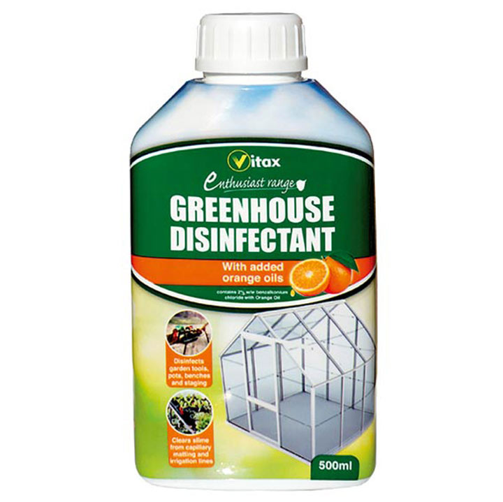 Greenhouse Disinfectant