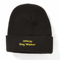 Dog Walker Knitted Hat