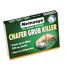 Nemasys Chafer Grub Killer - 100m²
