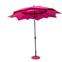 Parasol Lotus - Fuchsia