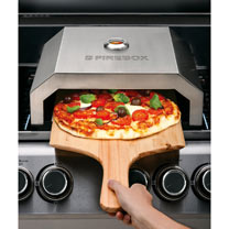 Firebox with FREE Pizza Peel