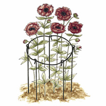 Hunters Hurdle Plant Supports