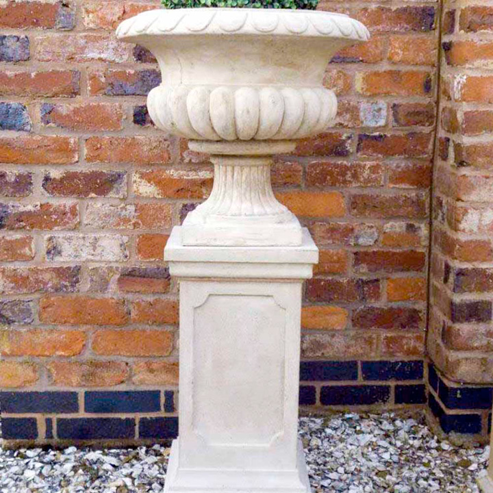 Urn Planter and Plinth