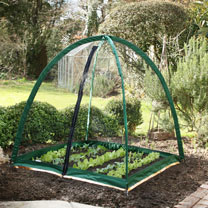 Popadome - Frame & Insect Net Cover