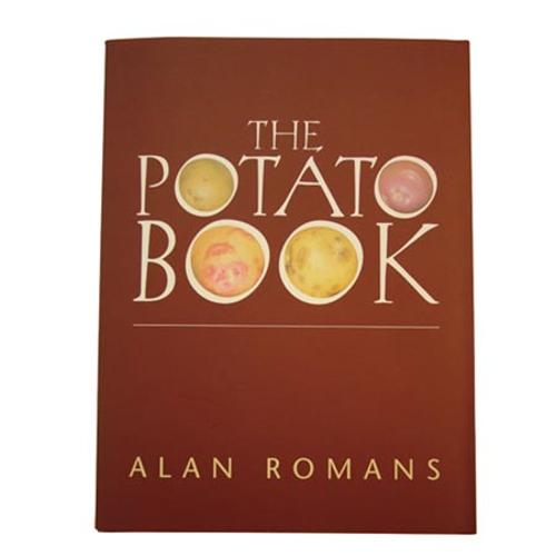 The Potato Book by Alan Romans