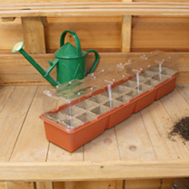 Jiffy 20 Strip Windowsill Propagator