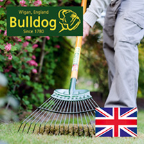 Bulldog Springbok Rake