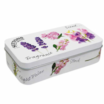 Collectable Seed Tin - Scented Garden Design