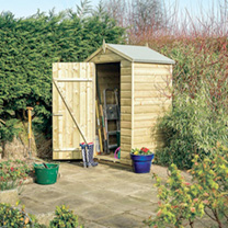 Oxford Shed