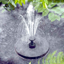 Solar Sunjet Fountains
