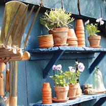 Wooden Tool Hanger