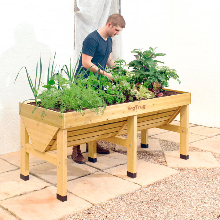 VegTrug 1.8m plus FREE seeds & Accessories
