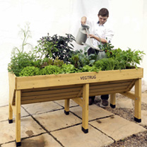 VegTrug x 1.8m PLUS FREE SEEDS