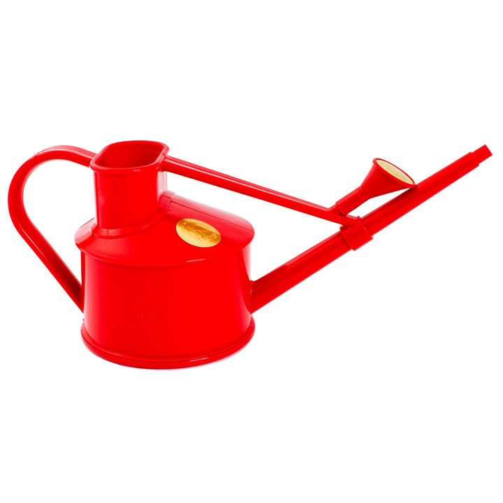 Seedling Watering Can - Red