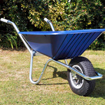 Clipper Wheelbarrow - Blue