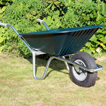 Clipper Wheelbarrow - Green