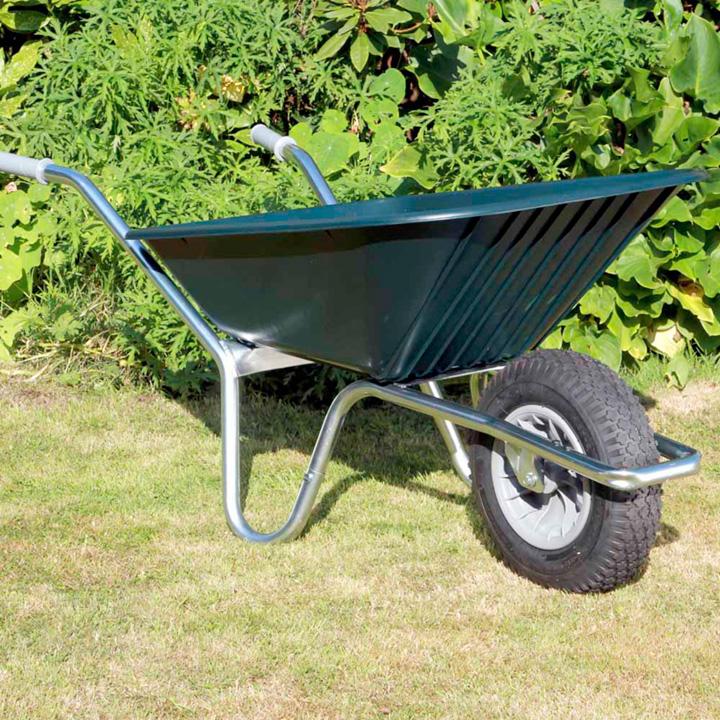 Clipper Wheelbarrow - Green