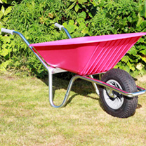 Clipper Wheelbarrow - Pink