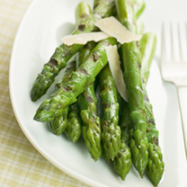 A first-class variety producing tall, slender, high quality spears with tight green buds. And the flavour is superb! Delicious steamed, stir-fried or