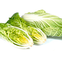 Perfect for use as a mini Chinese cabbage in stir-fries, or leave it to develop fully for use as a normal cabbage. Dark green outer leaves with pale s