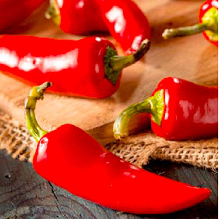 Pepper Chilli Seeds - Fresno Supreme