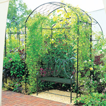 Harrogate Bower 1.5m with Lattice