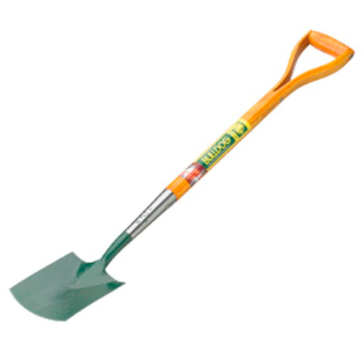 Bulldog Premier Shrubbery Spade and Fork