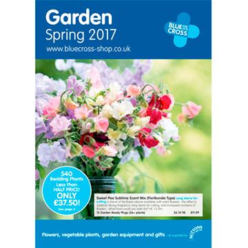 Blue Cross Spring Catalogue 2017