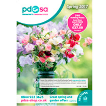 PDSA Spring 2017 Catalogue