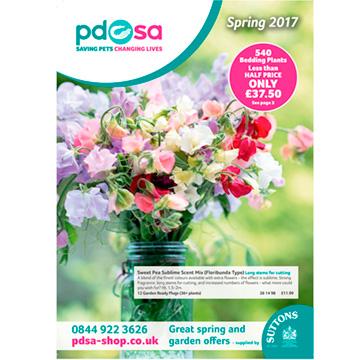 PDSA Spring 2017 Catalogue