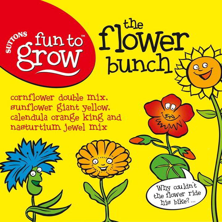 The Flower Bunch Collection