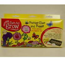 Fun To Grow Butterflies & Bees Propagator