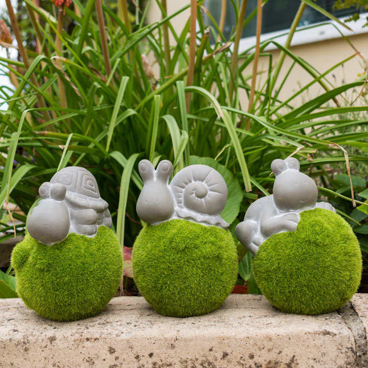 Mossy Mates (Pack of 3)