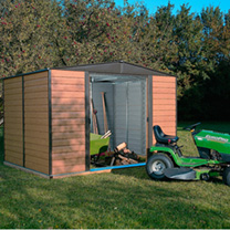 Woodvale Apex Shed - 10' x 6'