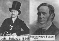 John Sutton & Martin Hope Sutton