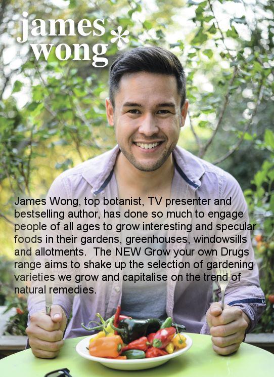 James Wong intro