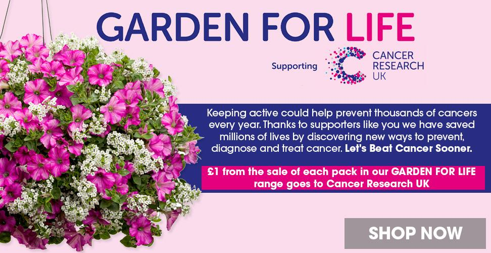 View our Cancer Research range of Plants